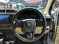 2018 Honda Amaze Debuts at Auto Expo 9