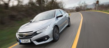 The New Honda Civic Diesel Delivers Best in Class Mileage 4