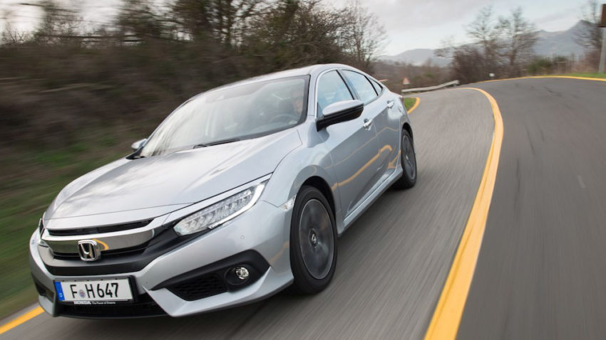 The New Honda Civic Diesel Delivers Best in Class Mileage 8
