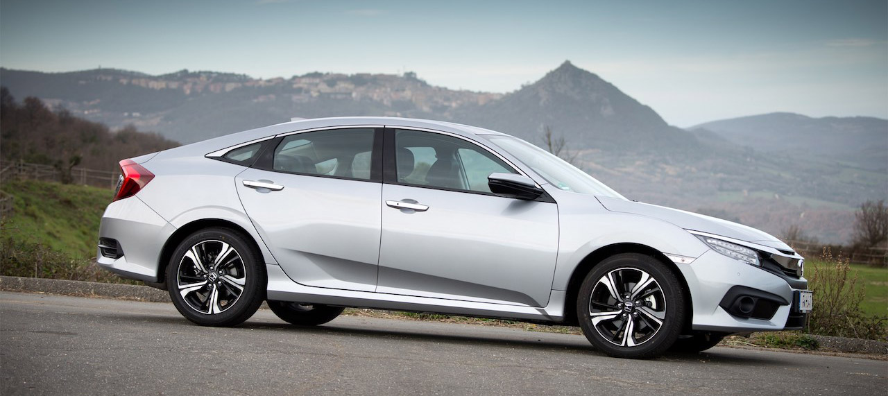 The New Honda Civic Diesel Delivers Best in Class Mileage 7