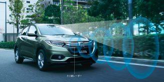 2018 Honda Vezel/ HR-V Facelift Launched 7