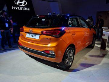 2018 Hyundai i20 Facelift at Auto Expo 2018 3