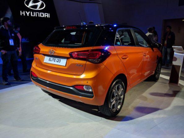 2018 Hyundai i20 Facelift at Auto Expo 2018 10