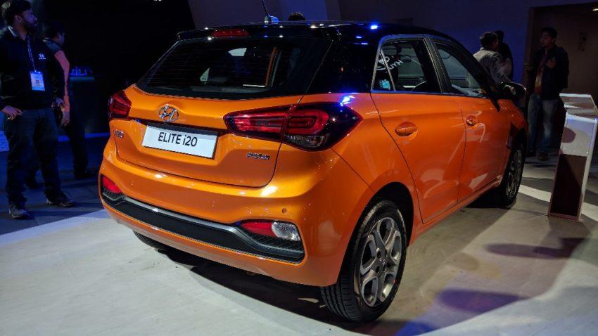 2018 Hyundai i20 Facelift at Auto Expo 2018 5