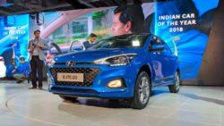 2018 Hyundai i20 Facelift at Auto Expo 2018 8