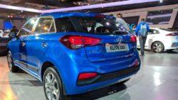 2018 Hyundai i20 Facelift at Auto Expo 2018 12