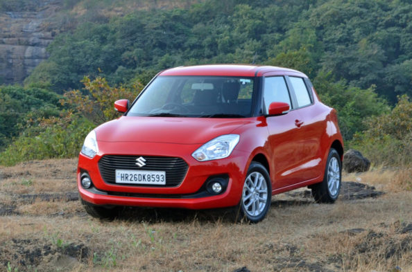 4th Gen Swift Launched in India Starting from INR 4.99 lac 1