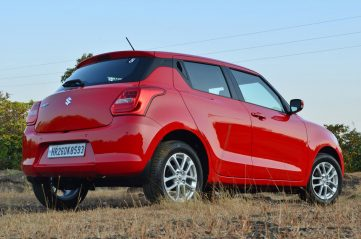 4th Gen Swift Launched in India Starting from INR 4.99 lac 3