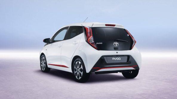 2018 Toyota Aygo Facelift Previews Ahead of Geneva 2