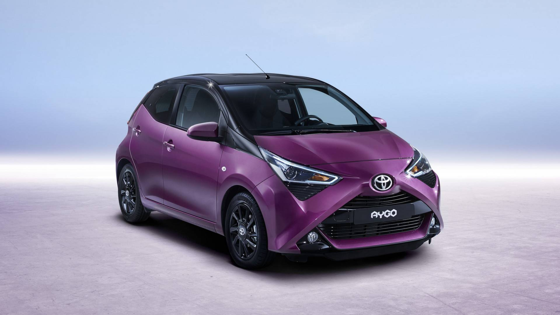2018 Toyota Aygo Facelift Previews Ahead of Geneva 7