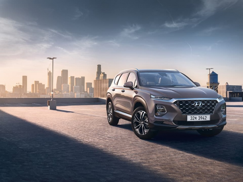 2018 Hyundai Santa Fe Revealed 2