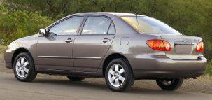 Toyota Corolla- All Generations 29