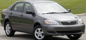 Toyota Corolla- All Generations 28