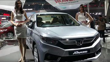 2018 Honda Amaze- First Look 10