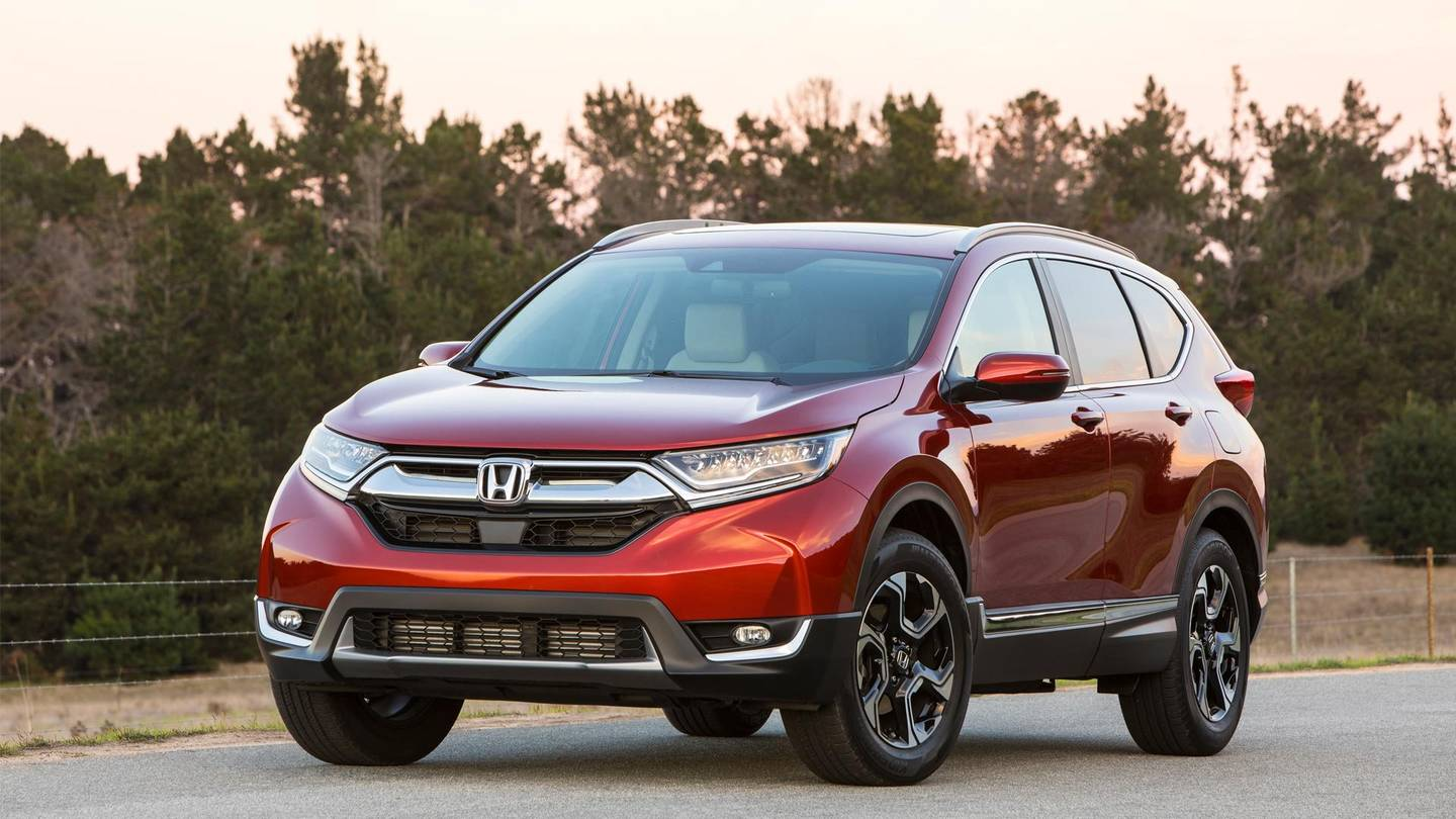 Honda Atlas Teases the New 2018 CR-V 3