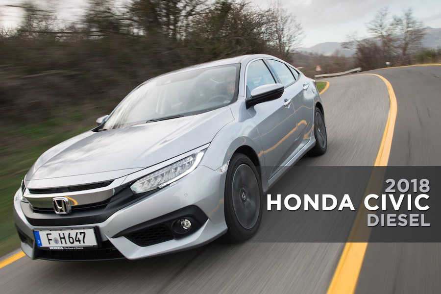 The New Honda Civic Diesel Delivers Best in Class Mileage 3