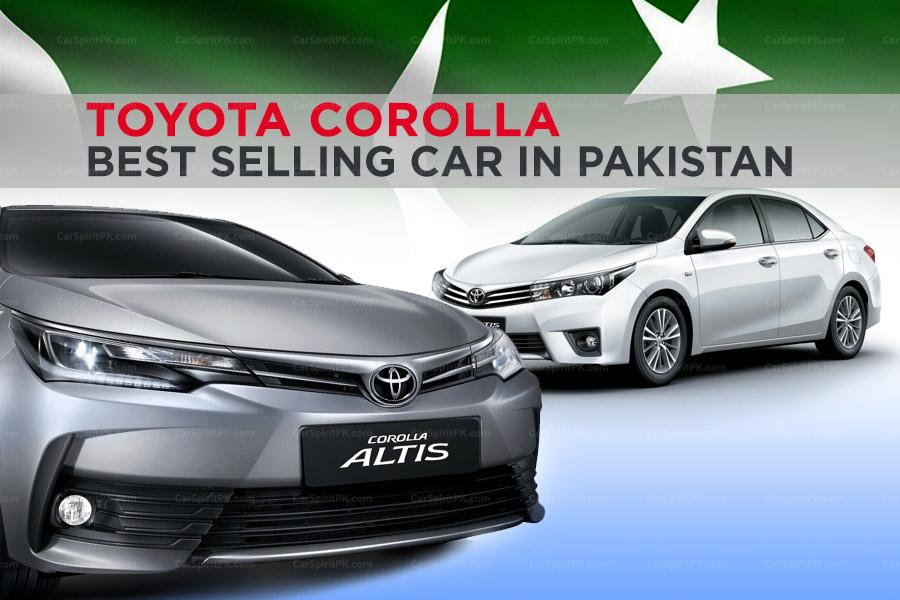 Toyota Corolla- Pakistan's Highest Selling Sedan Breaching New Records 1