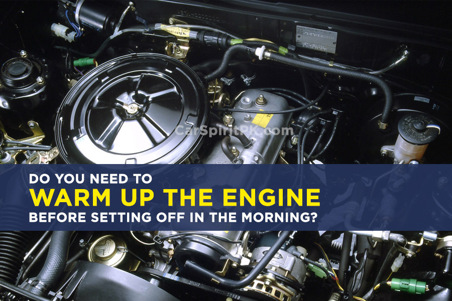 Do You Really Need to Warm Up the Engine Before Setting Off? 59