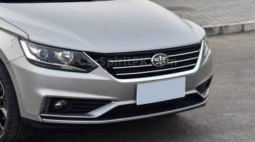 The Stunning 2018 FAW A50 Sedan 7