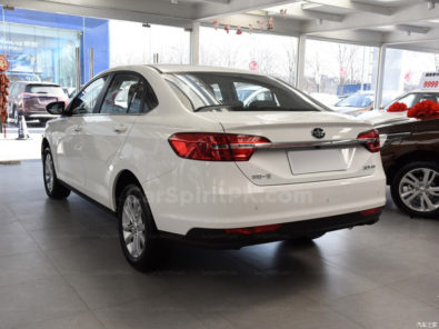 FAW A50 Sedan Launched in China 6