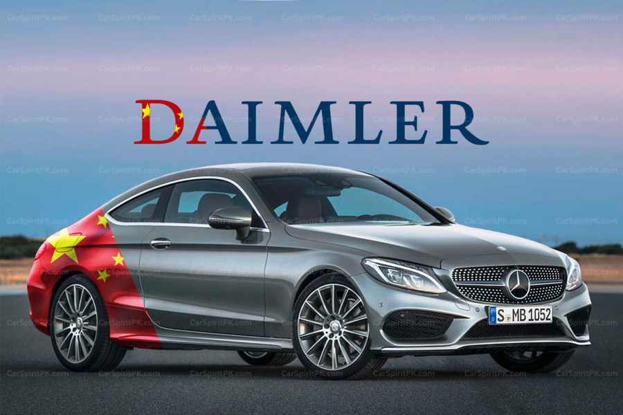 Geely Wants More of Daimler 1