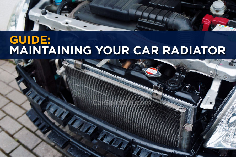 Guide: Maintaining Your Car Radiator 2