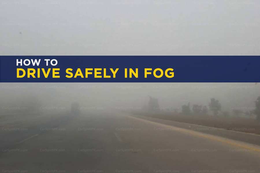Guide: How to Drive Safely in Fog 1