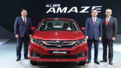 2018 Honda Amaze- First Look 12