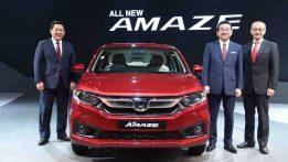 2018 Honda Amaze- First Look 7