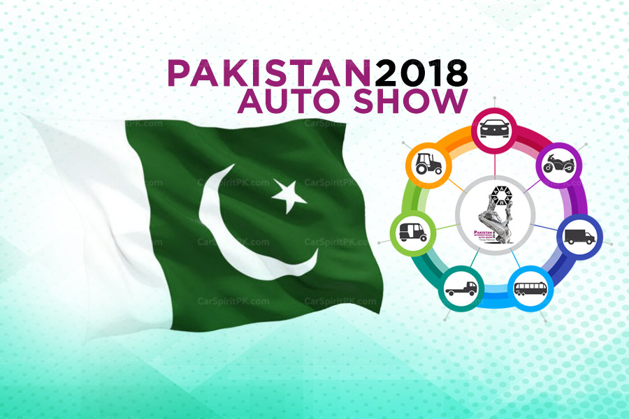 Pakistan's Largest Trade Fair- Pakistan Auto Show 2018 to Stage from 2nd March 1