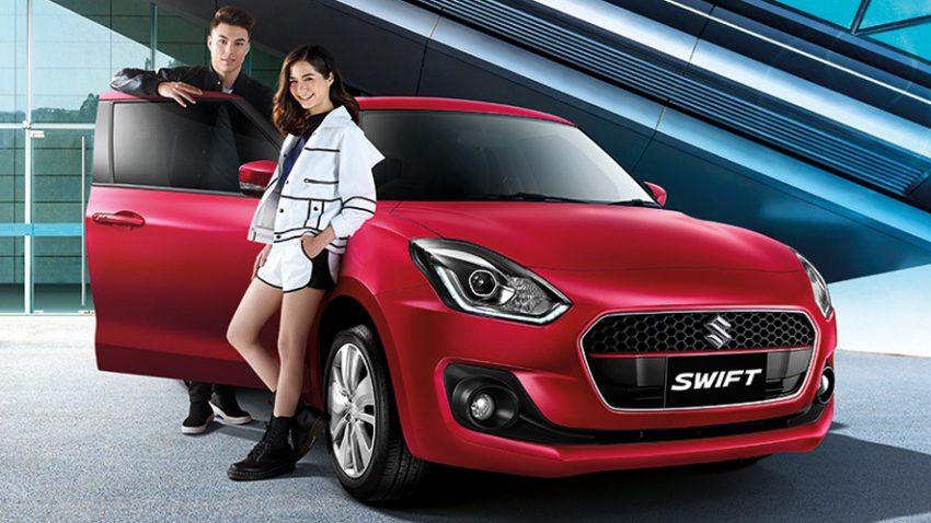 Suzuki Launches 4th gen Swift in Thailand- Seeks Hybrid Incentives 5