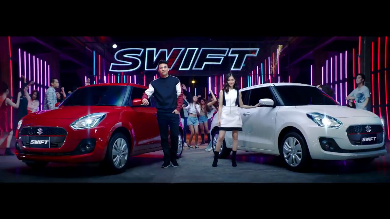 Suzuki Launches 4th gen Swift in Thailand- Seeks Hybrid Incentives 1