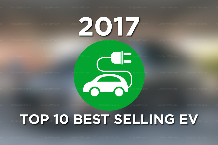 Top 10 Best-Selling Electric Vehicles in 2017 1
