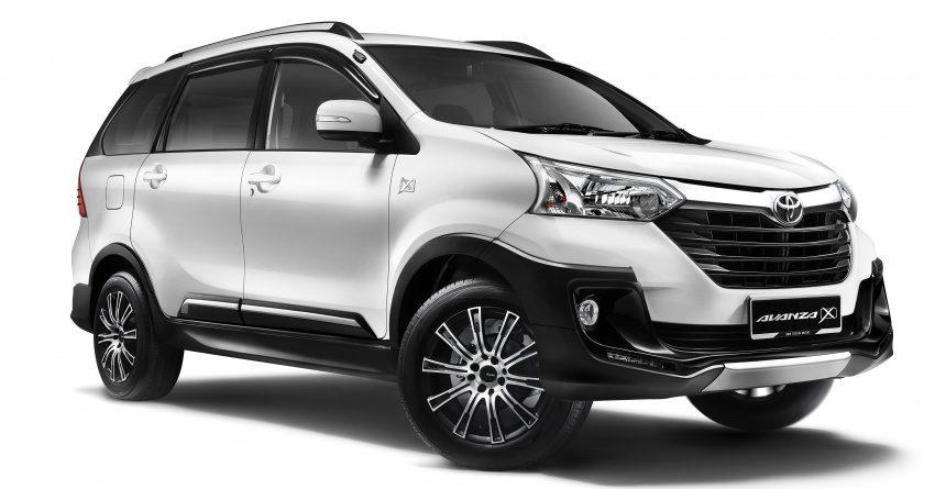 Toyota Avanza-X Ready for Malaysia 4
