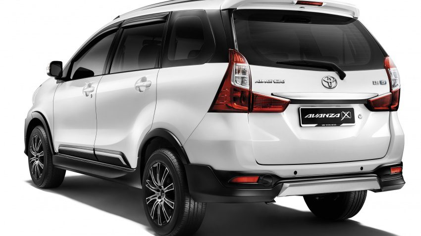 Toyota Avanza-X Ready for Malaysia 5