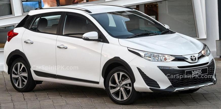 2018 Toyota Yaris Cross Revealed 7