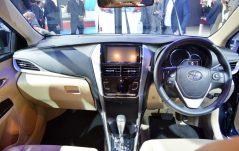 Toyota Yaris Sedan Debuts at Auto Expo 2018 12