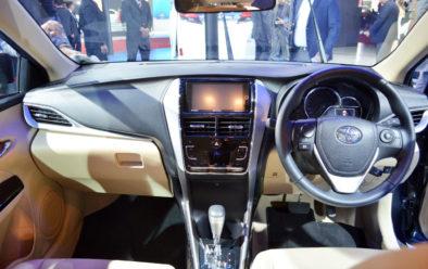 Toyota Yaris Sedan Debuts at Auto Expo 2018 11