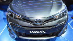 Toyota Yaris Sedan Debuts at Auto Expo 2018 12