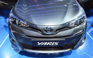 Toyota Yaris Sedan Debuts at Auto Expo 2018 8