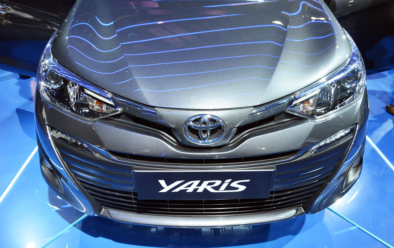 Toyota Yaris Pre-Booking Starts in India- Launch Expected in May 2018 1