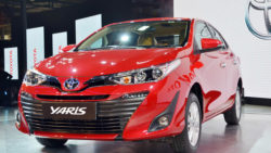 Toyota Yaris Sedan Debuts at Auto Expo 2018 9