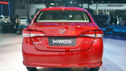 Toyota Yaris Sedan Debuts at Auto Expo 2018 11