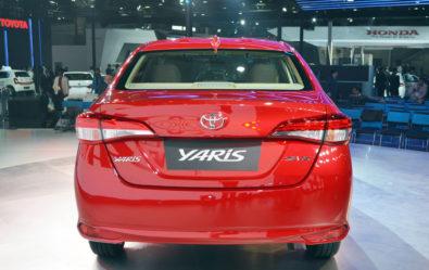 Toyota Yaris Sedan Debuts at Auto Expo 2018 7