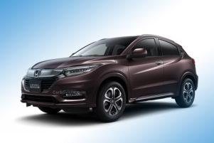 2018 Honda Vezel/ HR-V Facelift Launched 4