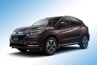 2018 Honda Vezel/ HR-V Facelift Launched 5