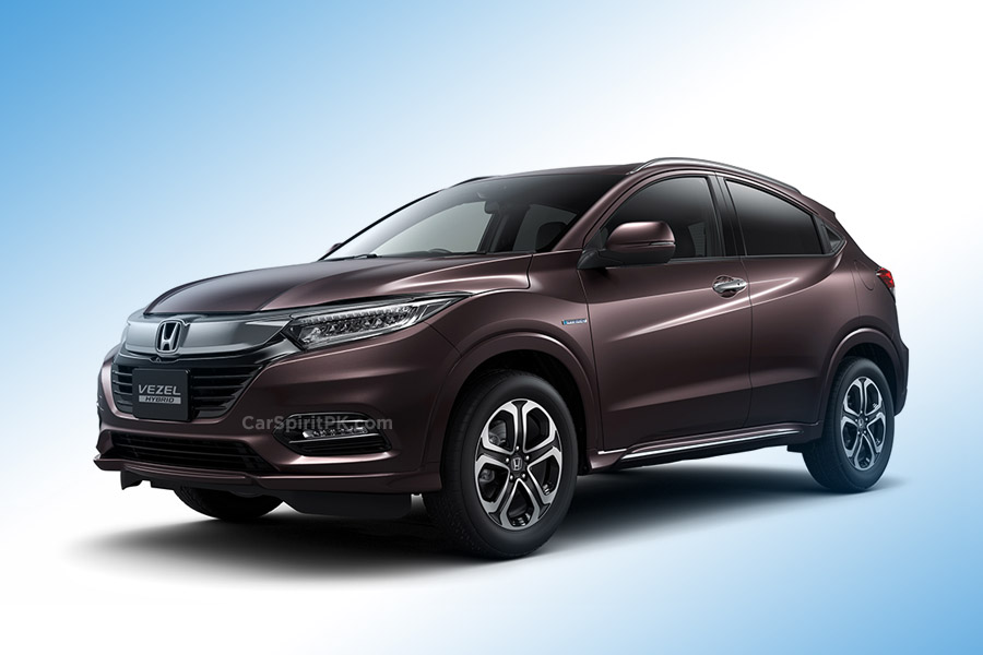 2018 Honda Vezel/ HR-V Facelift Launched 13