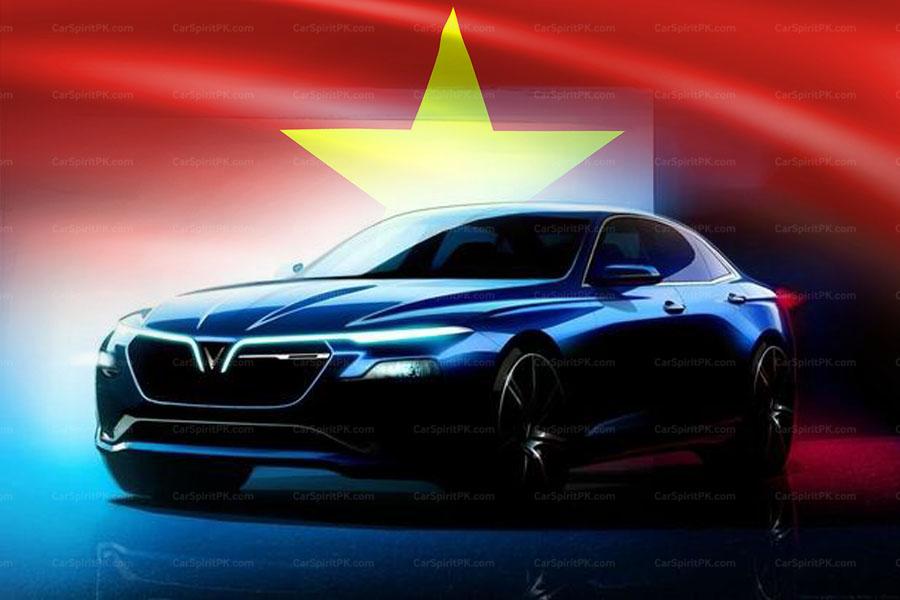 Pininfarina to Design Vietnam's First Car 1
