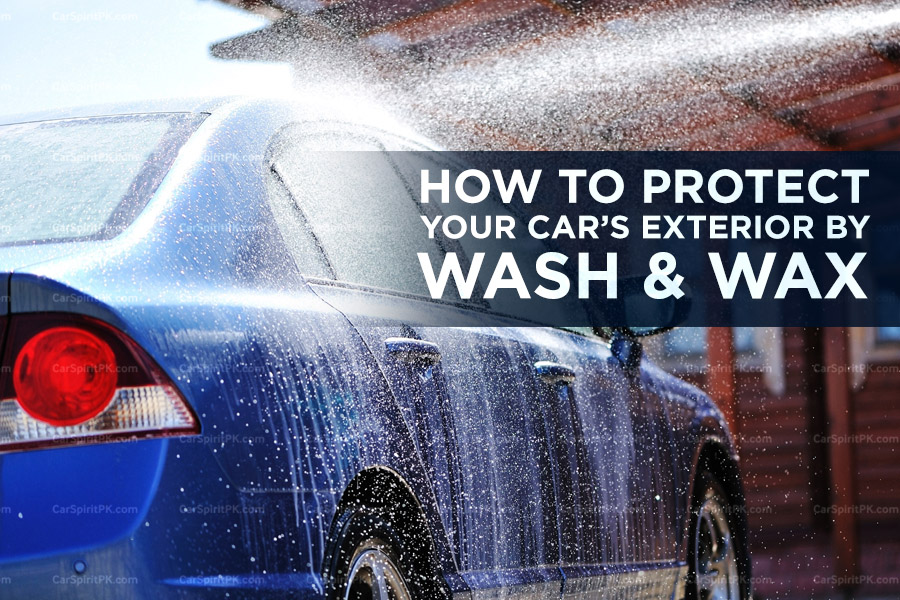Guide: Protecting Your Car's Exterior by Proper Washing and Waxing 1