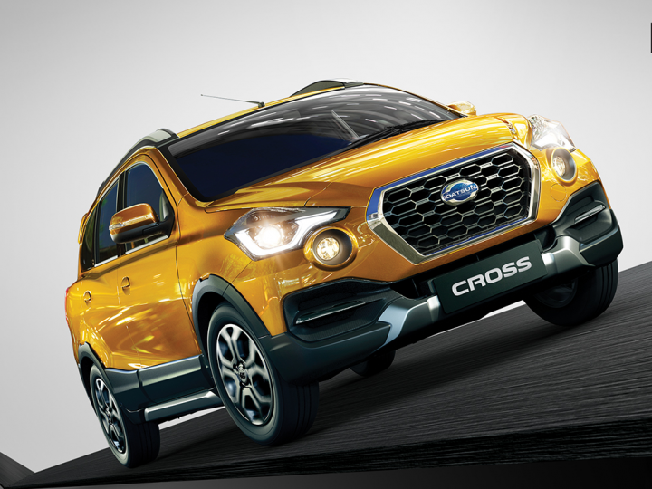 The 2018 Datsun Go Cross 1